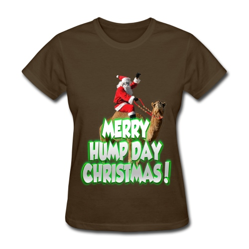 HUMP DAY - Women's T-Shirt