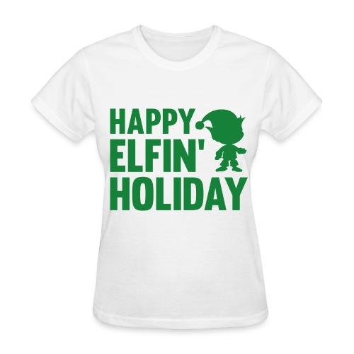 ELFIN' - Women's T-Shirt