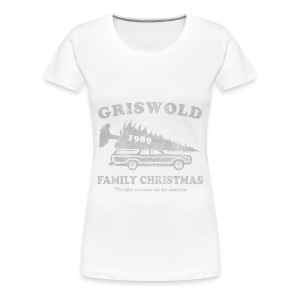 FAMILY CHRISTMAS - Women's Premium T-Shirt