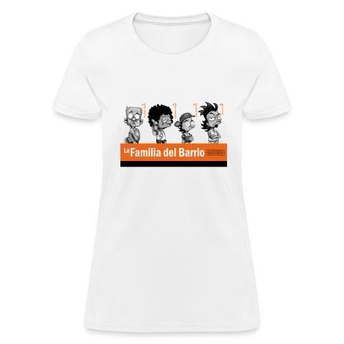 LFDB (mugshots)  - Women's T-Shirt