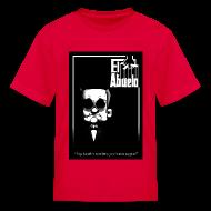 Kids' Shirts ~ Kids' T-Shirt ~ El Abuelo (offer)