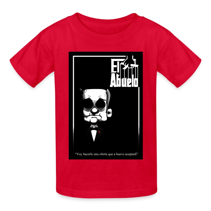 El Abuelo (offer)  - Kids' T-Shirt