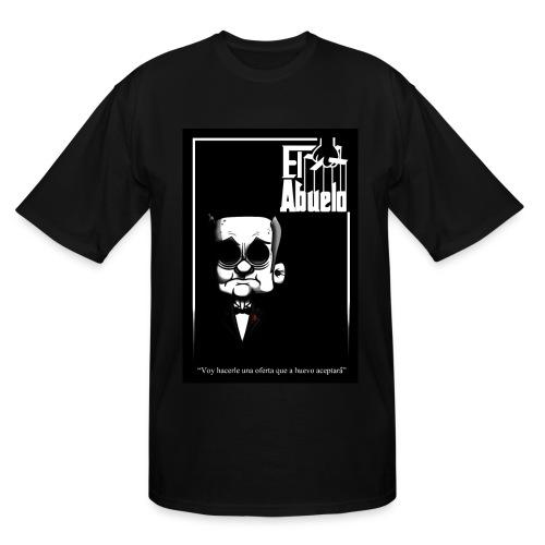 El Abuelo (offer)  - Men's Tall T-Shirt