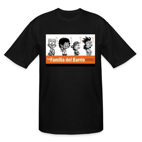 LFDB (mugshots)  - Men's Tall T-Shirt