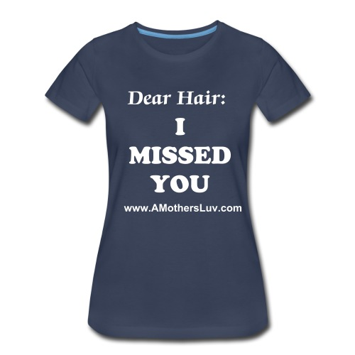 Women's Dear Hair Premium T-Shirt - Women's Premium T-Shirt