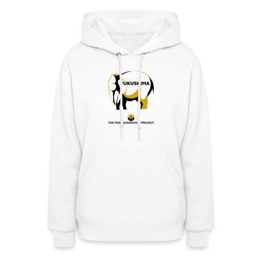 Elephant In the Room (Woman's Hoodie) - Women's Hoodie