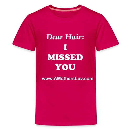 Kids Dear Hair Premium T-Shirt - Kids' Premium T-Shirt