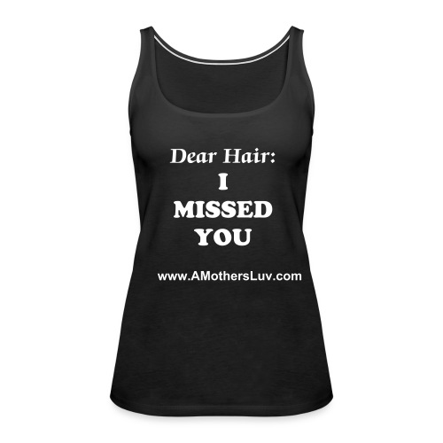 Women's Dear Hair Premium Tank Top - Women's Premium Tank Top