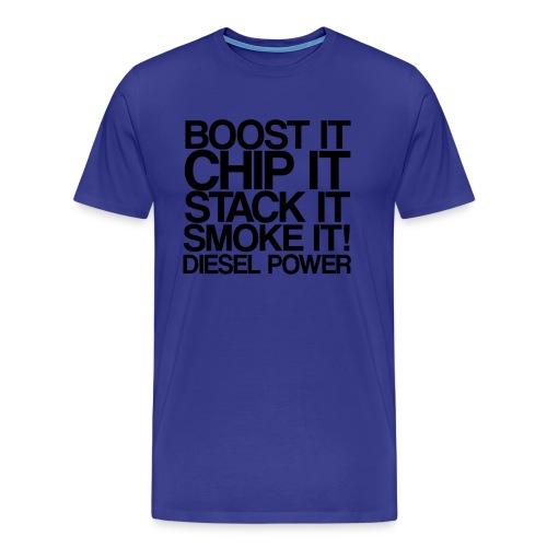 DIESEL POWER - Men's Premium T-Shirt