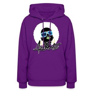 100% Authentic Women's Hooded Sweatshirt - Women's Hoodie