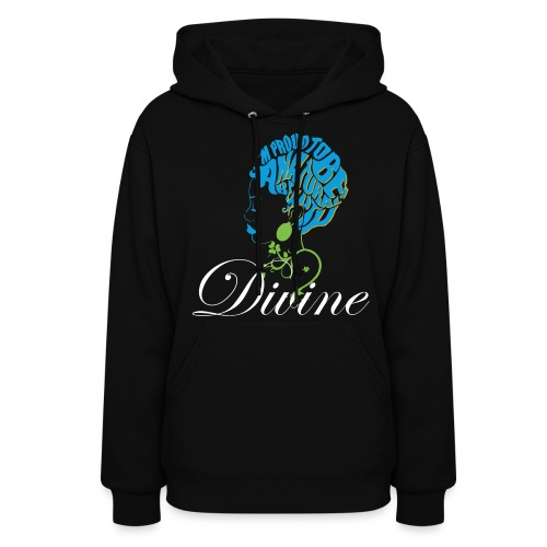 Divine Women's Sweatshirt - Women's Hoodie