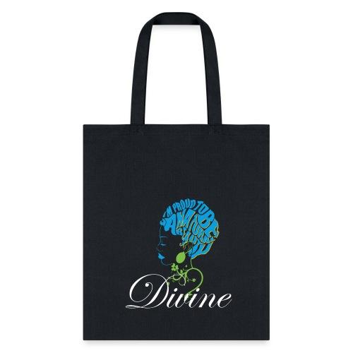 Divine Tote Bag - Tote Bag