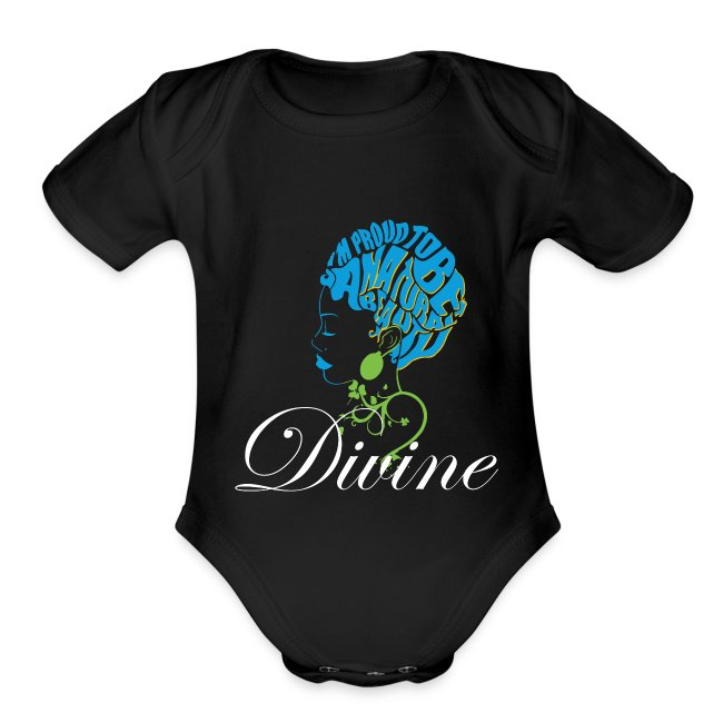 Divine Baby Short Sleeve One Piece