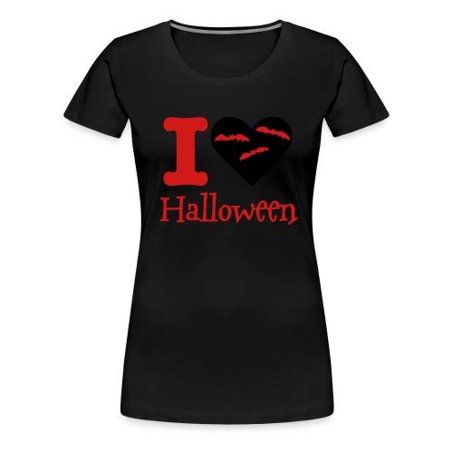 HALLOWEEN - Women's Premium T-Shirt
