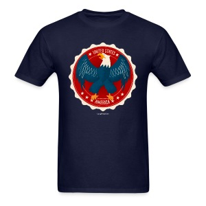 U.S.A. Eagle Men's T - Men's T-Shirt