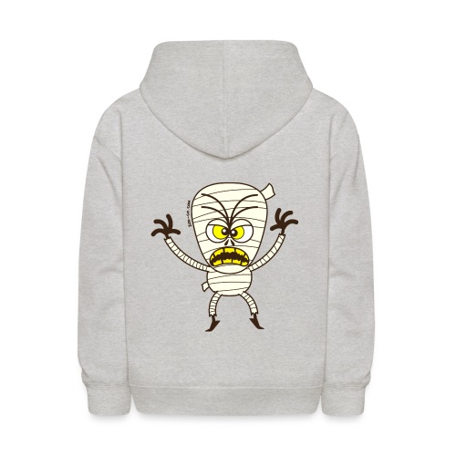 Scary Halloween Mummy Sweatshirts - Kids' Hoodie
