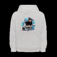 Sweatshirts ~ Kids' Hoodie ~ MattyB Digital Kids Hoodie