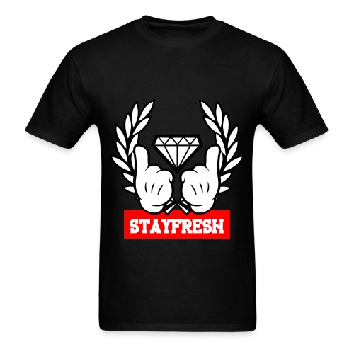 Stay Fresh T-Shirt - Men's T-Shirt