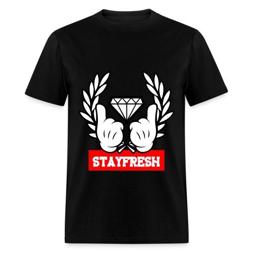 Stay Fresh T-Shirt - Men's T-Shirt