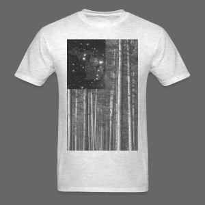 Stars and Pines - Men's T-Shirt