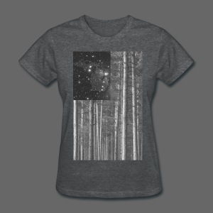 Stars and Pines - Women's T-Shirt