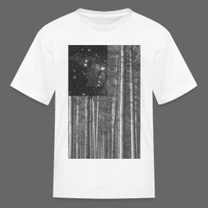 Stars and Pines - Kids' T-Shirt