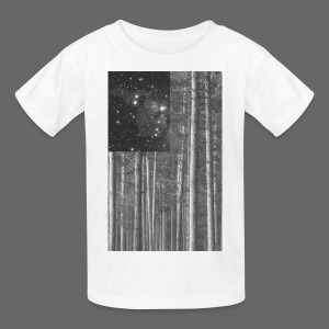 Stars and Pines - Kids' T-Shirt