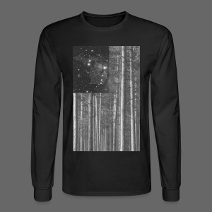 Stars and Pines - Men's Long Sleeve T-Shirt