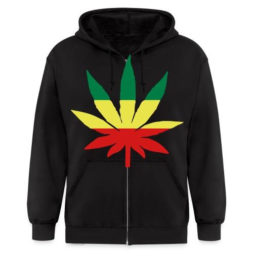 jamaican - Men's Zip Hoodie