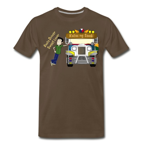 Driver Sweet Lover - Men's Premium T-Shirt