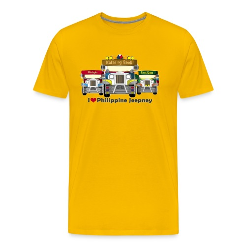 Pinoy Jeep - Men's Premium T-Shirt