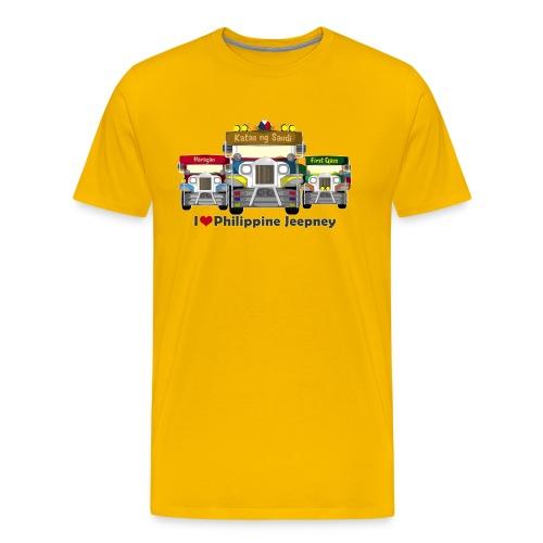 Pinoy Jeep - Men's Premium T-Shirt