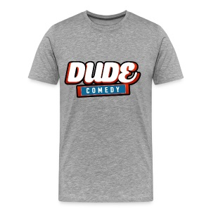 DudeComedy - Men's Premium T-Shirt
