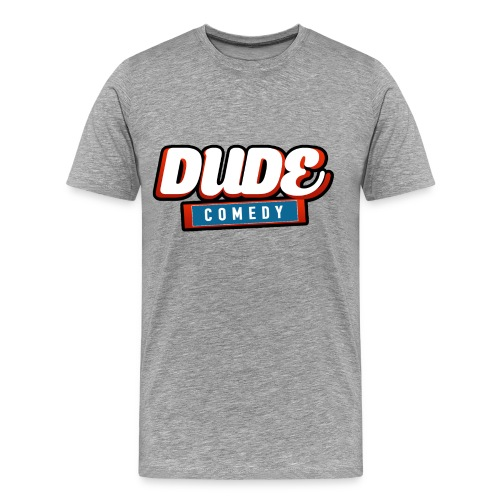 DudeComedy - Men's Premium T-Shirt