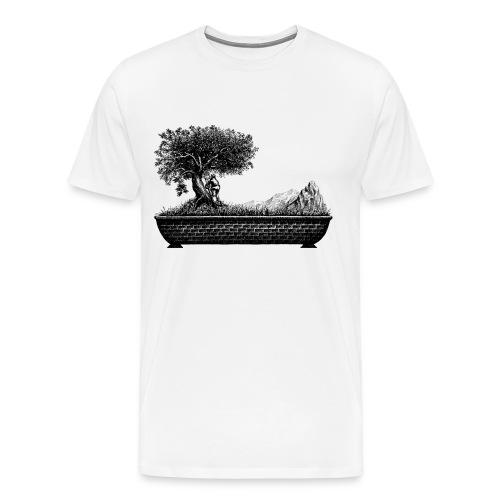 T-Shirt Bonsai - Men's Premium T-Shirt