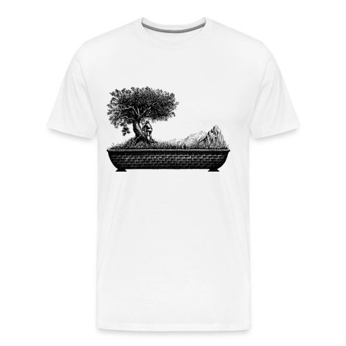 T-Shirt Bonsai - Men's Premium T-Shirt