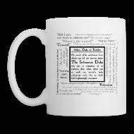 Mugs & Drinkware ~ Coffee/Tea Mug ~ The Infamous Duke, mug