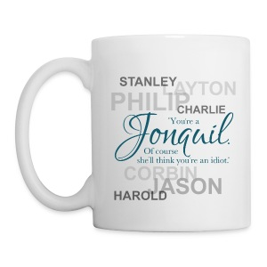 Those Jonquils, mug - Coffee/Tea Mug