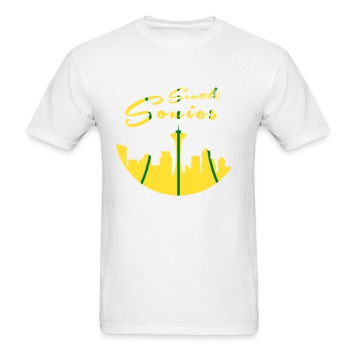 Seattle Sonics T - Men's T-Shirt