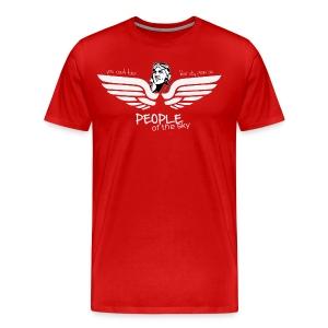 Aviator Design - Premium - Men's Premium T-Shirt