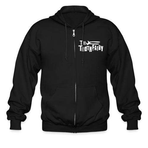 The Toothfairy. Zip-up Sweater.  - Men's Zip Hoodie