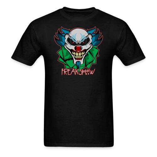 Evil Clown FreakShow - Men's T-Shirt