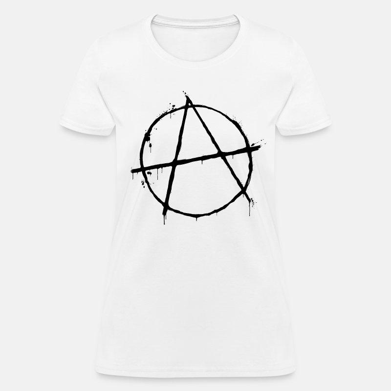 anarchy1 - Women's T-Shirt
