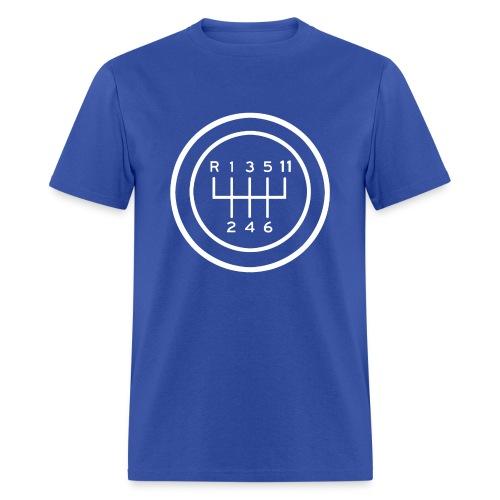 11th Top Gear Shifter Racing - Men's T-Shirt