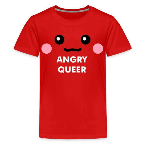 We can be angry too - Kids' Premium T-Shirt