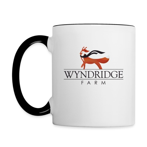 Wyndridge Farm Crafty Coffee Mug - Contrast Coffee Mug
