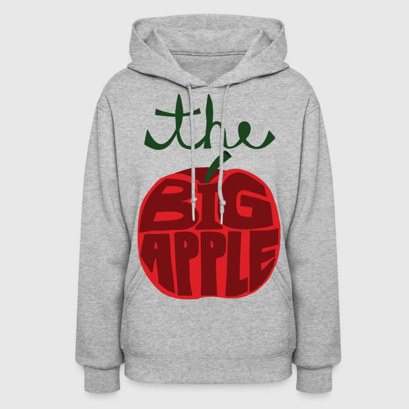 the big apple Hoodies - Women's Hoodie
