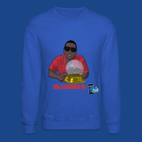 DJ RON G BY Ronald Renee - Crewneck Sweatshirt