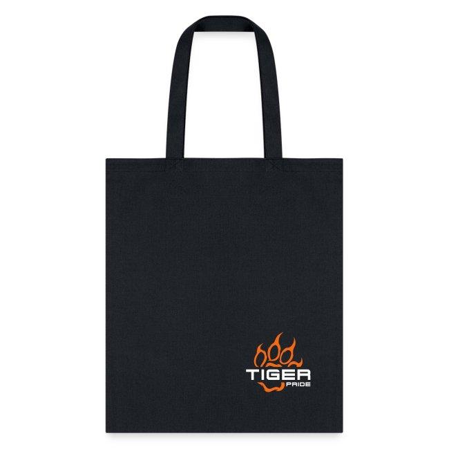 Tiger Pride Tote Bag