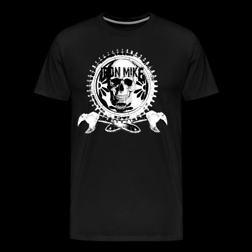 Wrenches & Gears T-Shirt - Men's Premium T-Shirt